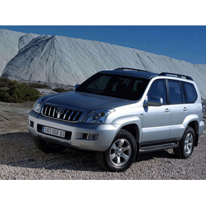 Toyota Land Cruiser Prado Manual 2003