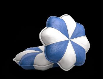 Комплект подушек на сиденья